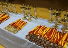 Medajle a poháry pro vítěze